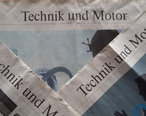 Titelbilder von Zeitungen. /Bild: Keil