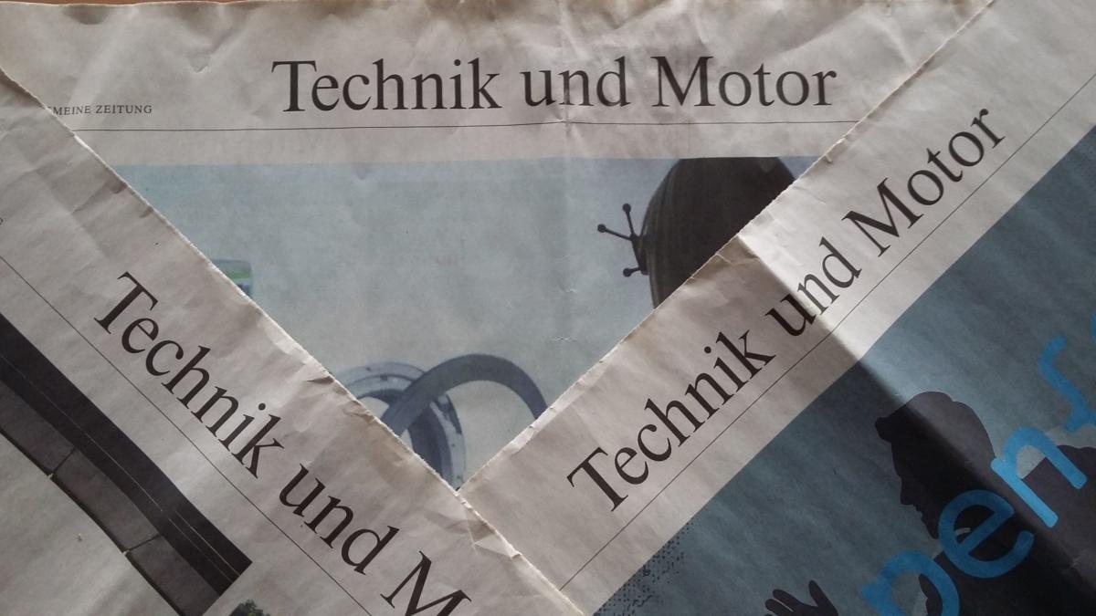 Titelbilder von Zeitungen. /Quelle: Keil
