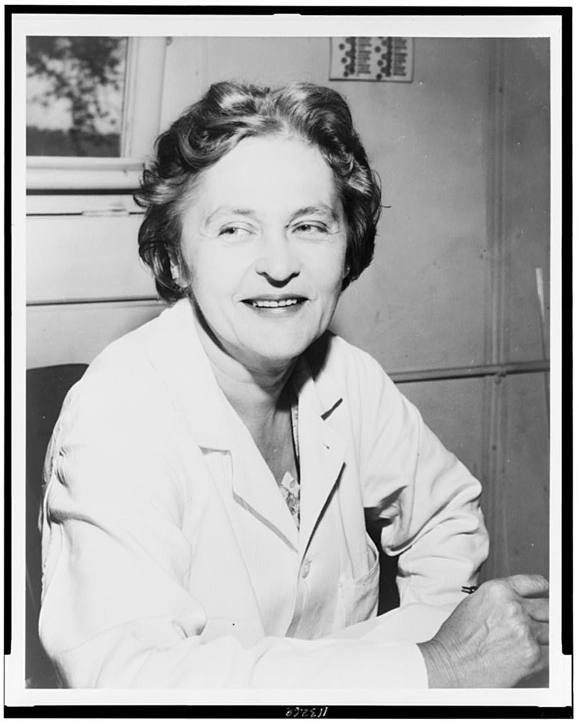 Dr. Maria Telkes New York World-Telegram and the Sun staff photographer - Library of Congress Prints and Photographs Division. New York World-Telegram and the Sun Newspaper Photograph Collection.