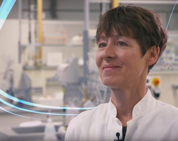 """Bild: Standbild aus dem Video """"Professorinnen – wo seid Ihr?""""der Hochschule Bonn-Rhein-Sieg und der Hochschule Bochum"""