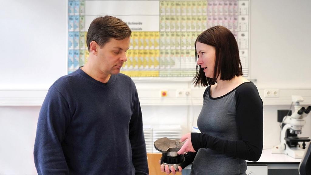 Corinna Thomser schätzt den Austausch mit Kollegen.