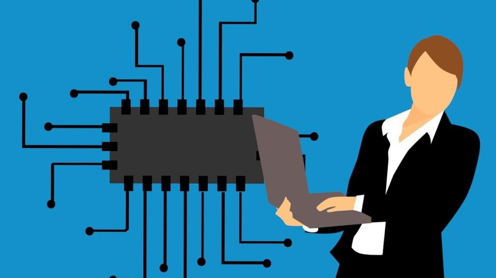 Frauen in der IT-Branche / Quelle: Pixabay.com
